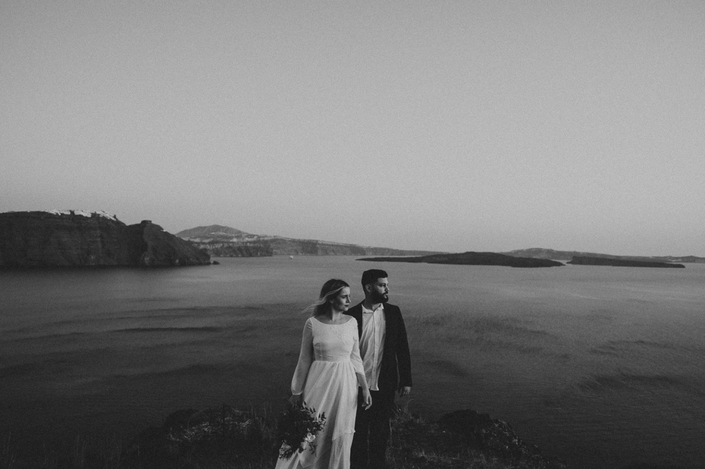 Elopement at Oia